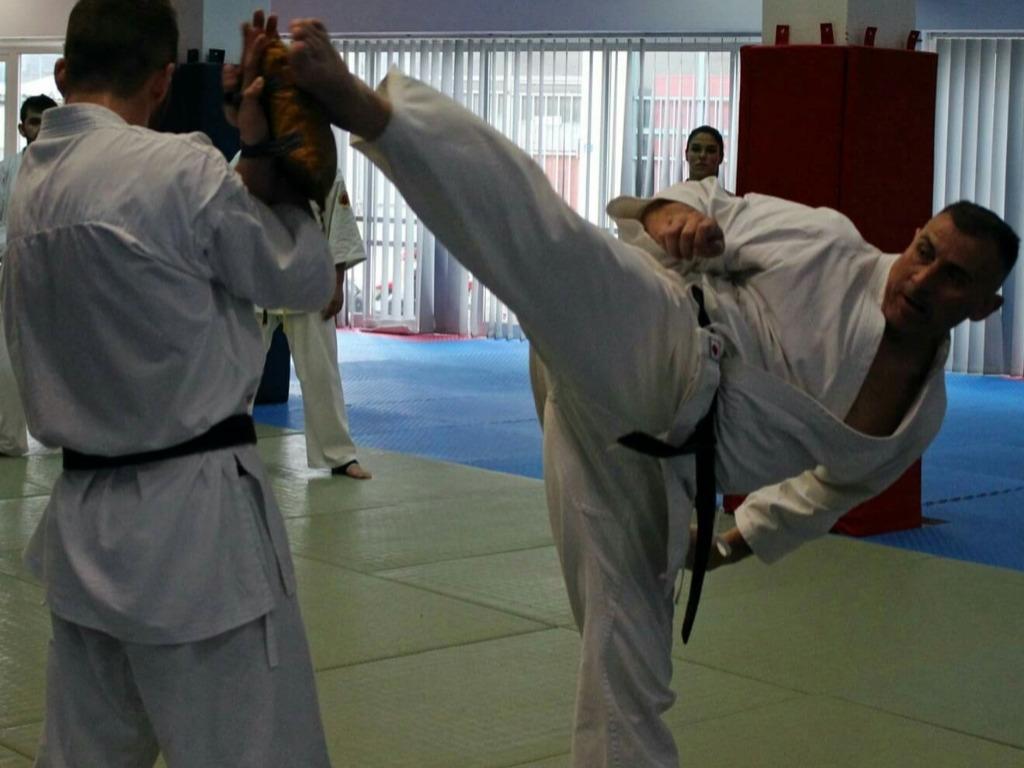 Το Shidokan karate στην Ελλάδα