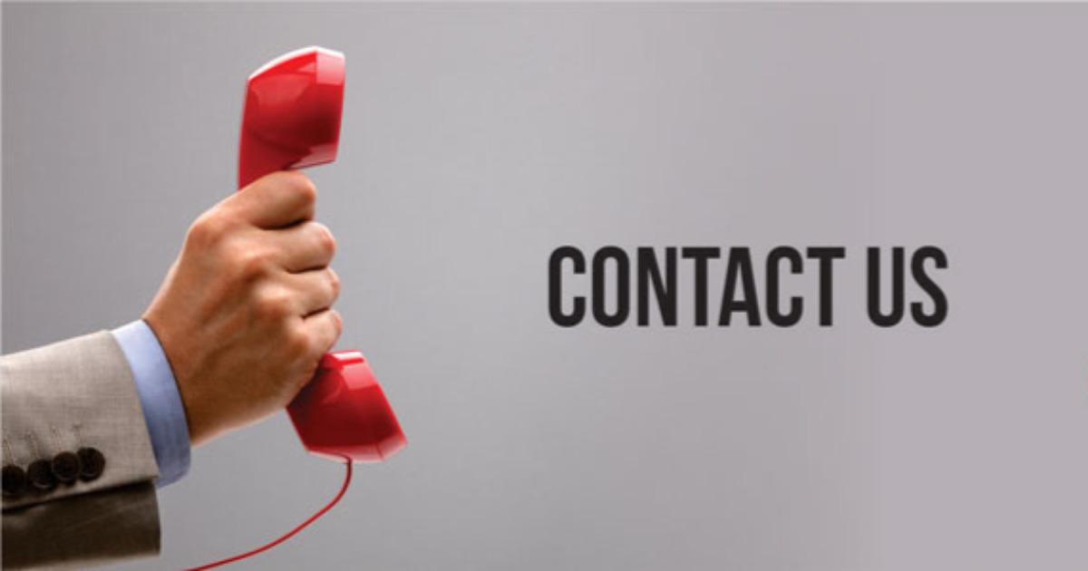 Στοιχεία επικοινωνίας